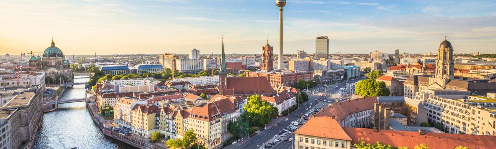 Oxford Berlin research partnership