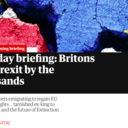 Guardian Tuesday briefing