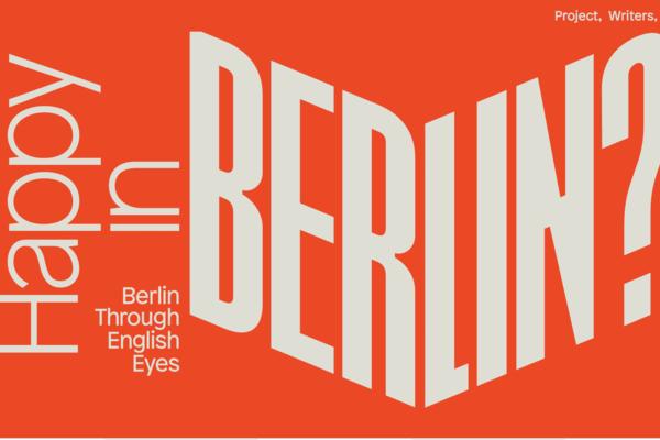 Happy in Berlin